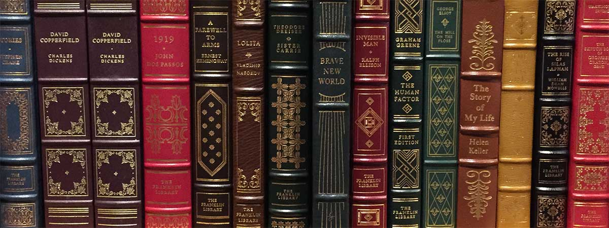 The Bookworm old books
